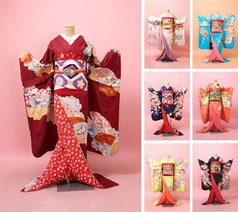 Maiko and Geisha makeover experience kimono