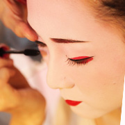 Maiko and Geisha makeup