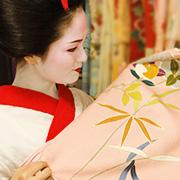Maiko and Geisha Kimono