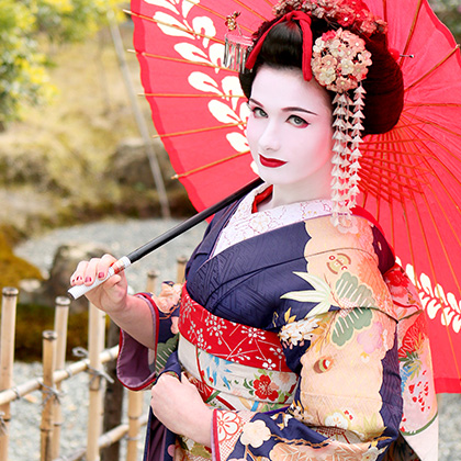 Kyoto Maiko And Geisha Makeover Experience