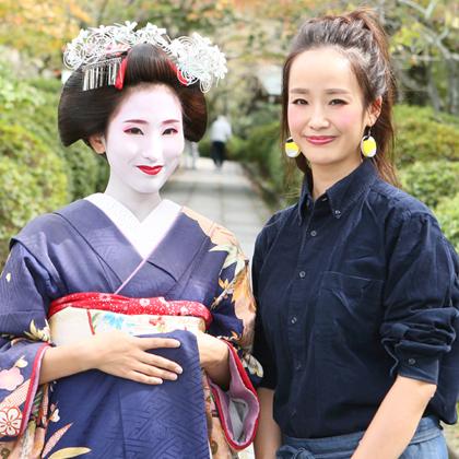 geisha prostituee