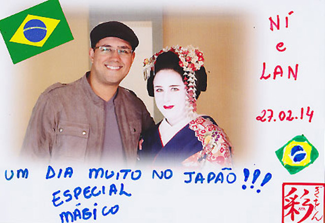 Maiko and Geisha from brasil