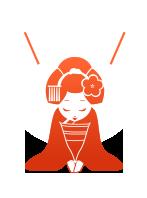 舞妓体験・舞妓変身なら京都祇園のぎをん彩へ