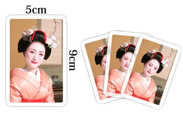 舞妓体験カード追加