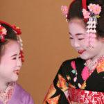 舞妓体験は京都のぎをん彩