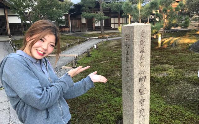 紅葉の季節…舞妓体験した後は、近くのお寺でライトアップされた色づく京都を堪能してみませんか??