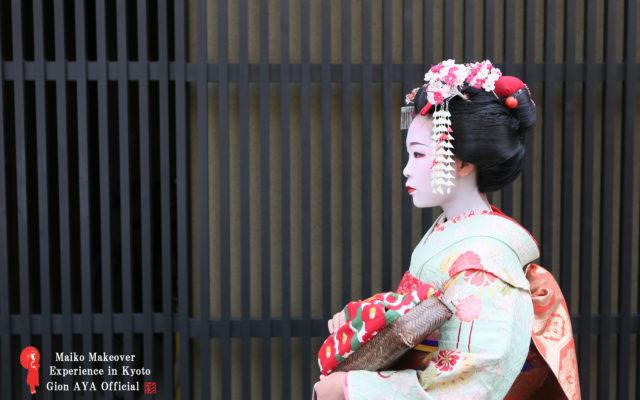 舞妓体験処ぎをん彩~最近、頻繁に行なわれているアレに密着してきちゃいました(^^♪