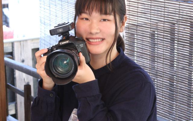 Nice to meet you!! I'm a new staff はじめまして!! new staffです