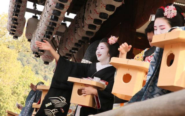 2020年祇園さんの節分祭に今年も行って参りました~☆神田推しの舞妓HAaaan♡登場に感動しちゃいました♡(^^)/