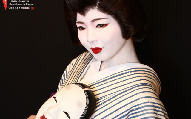 Geisha girl. ~Studio and Japanese Tatami room~