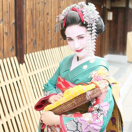 Maiko and Geisha makeover
