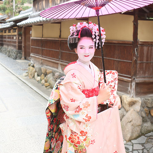 Maiko and Geisha makeover Ultimate course