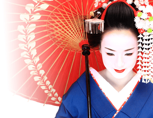 Maiko and Geisha Makeover Experience in Kyoto 'AYA'