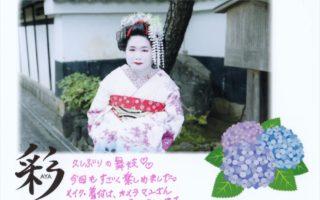 おひとり野外舞妓体験2018.06
