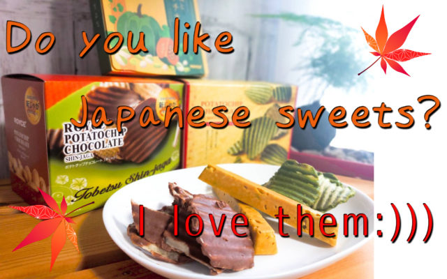 I recommended Japanese sweets:))) The sweets after the Maiko experience are the best.
